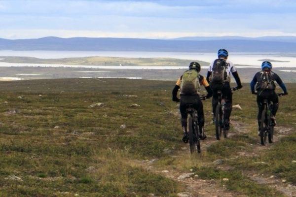 MTB: Alta og Finnmarksvidda