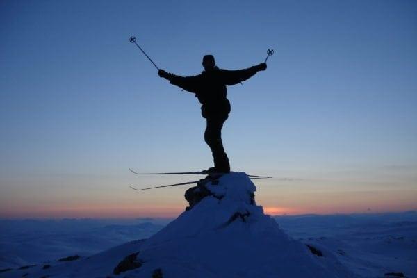 Skitur (4,5 timer)