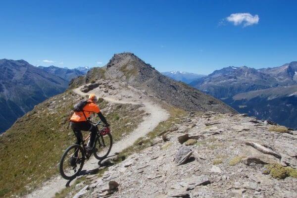 Gruseventyr i Alpene