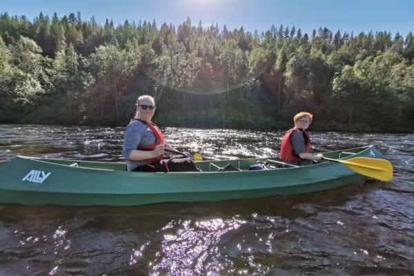Sommerpakke kano
